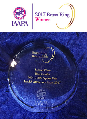 An IAAPA Brass Ring Award winner