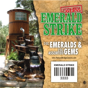 EMERALDstrikeLIGHT [Sandy Creek Label Player]